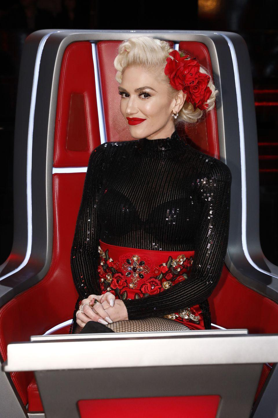 <p>Gwen Stefani was born on October 3rd, way back in 1969. Yes, really! </p><p>Also on this day: <br>Clive Owen <br>Tommy Lee <br>Neve Campbell <br>Lena Headey <br>Ashlee Simpson </p>