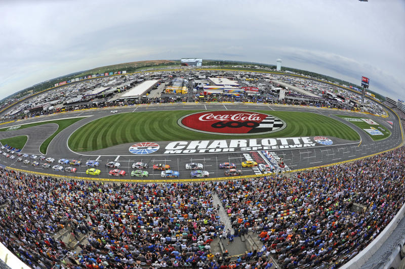 NASCAR all alone on motorsports biggest day of racing