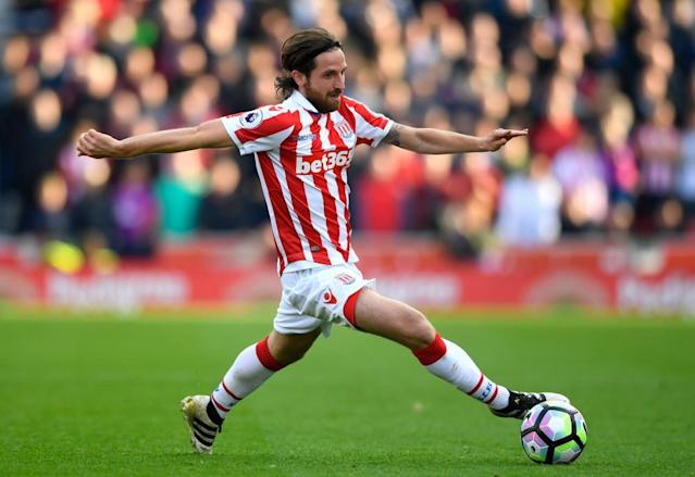 "<span class=""element-image__caption"">Joe Allen has been Stoke's best player since his summer move after a return to Swansea failed to materialise.</span> <span class=""element-image__credit"">Photograph: Stu Forster/Getty Images</span>"