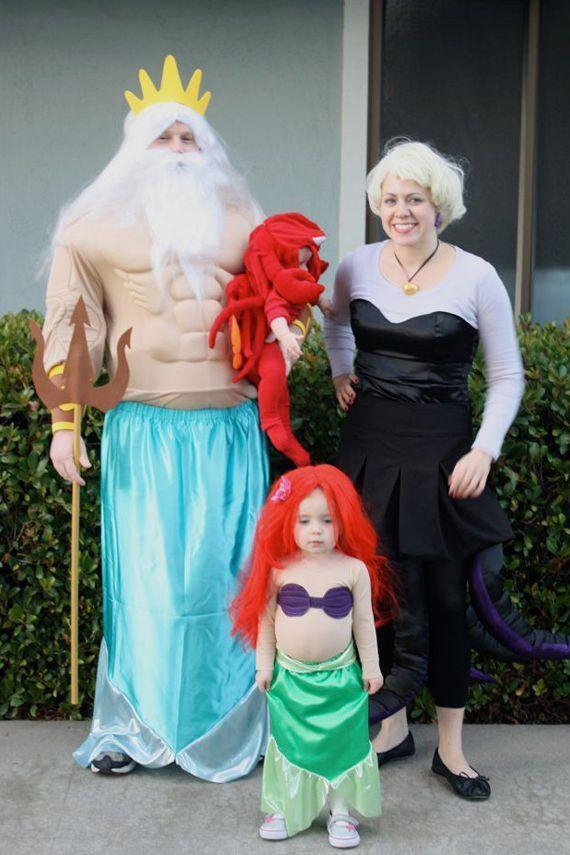 20 Super Cute And Easy Family Halloween Costumes