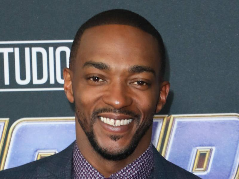 Anthony Mackie confirms he'll become Captain America in Falcon and the Winter Soldier