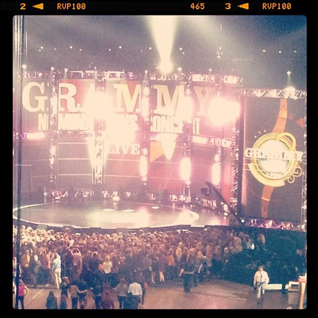 Grammys!! #grammynoms - miss_melinda09, via Instagram