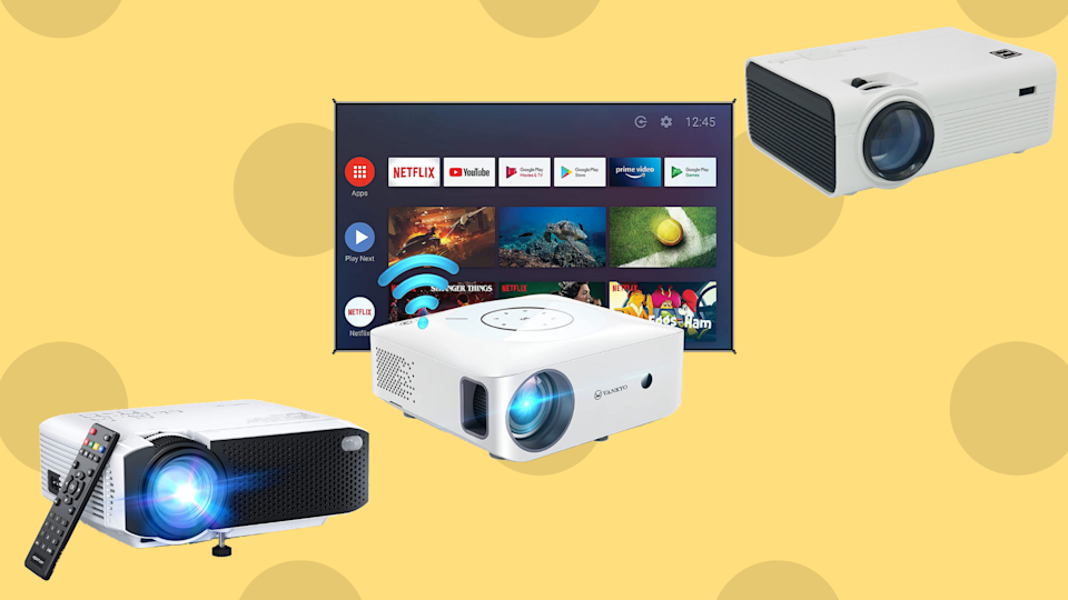 Make this the Summer of Outdoor Movies — by taking advantage of one of these epic Prime Day deals right now. (Photo: Amazon)
