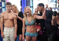 <p>FYI, Charlize Theron and Will Smith showed up on <em>TRL</em> together once and this happened for, uh, some reason. Just your normal, everyday, fancy <em>acteur</em> antics!</p>