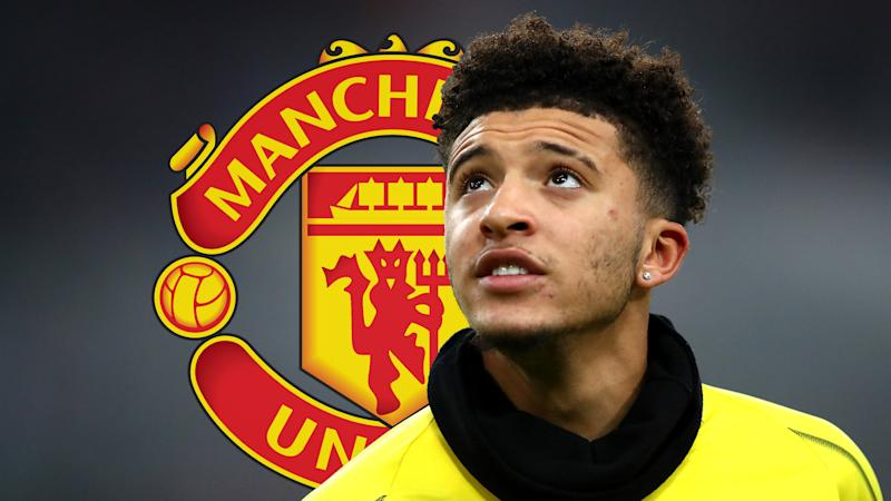 'Man Utd should sign Sancho & give him No.7' – Ferdinand wants winger to follow Ronaldo & Beckham