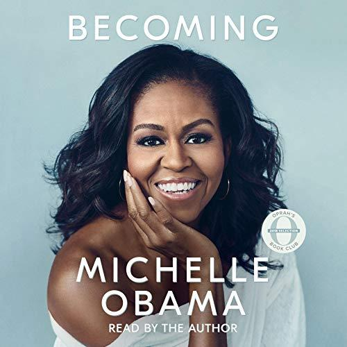 """<p><strong>becoming</strong></p><p>audible.com</p><p><a href=""""https://www.audible.com/pd/Becoming-Audiobook/B07B3BCZ9S"""" target=""""_blank"""">SHOP NOW</a></p><p>An Oprah's Book club pick, <em><a href=""""https://www.oprahmag.com/entertainment/books/a24512221/michelle-obama-becoming-excerpt/"""" target=""""_blank"""">Becoming</a>, </em>by<em></em> Michelle Obama, is <a href=""""https://www.oprahmag.com/entertainment/books/a26960824/michelle-obamas-becoming-bestselling-memoir-in-history/"""" target=""""_blank"""">set to become</a> one of the best-selling memoirs in history. In an honest and dynamic voice, the former First Lady <a href=""""https://www.oprahmag.com/entertainment/a24691478/oprah-michelle-obama-becoming-interview/"""" target=""""_blank"""">discusses</a> her childhood, marriage, experiences in the White House, and her role as a mother. She describes victory and disappointment in both her public and private life. If you listen to her audiobook, and are craving more, look out for other projects she'll soon lend her voice to (like the upcoming <a href=""""https://www.oprahmag.com/entertainment/a27793087/michelle-barack-obama-podcast-spotify/"""" target=""""_blank"""">podcasts</a> she and President Obama are producing with Spotify). </p>"""