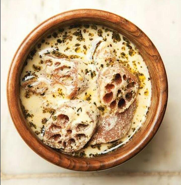 nadru yakhni, kashmiri cuisine, kashmiri food, indian express news