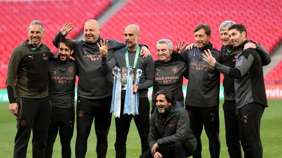 Manchester City v Tottenham Hotspur - Carabao Cup Final | Clive Rose/Getty Images