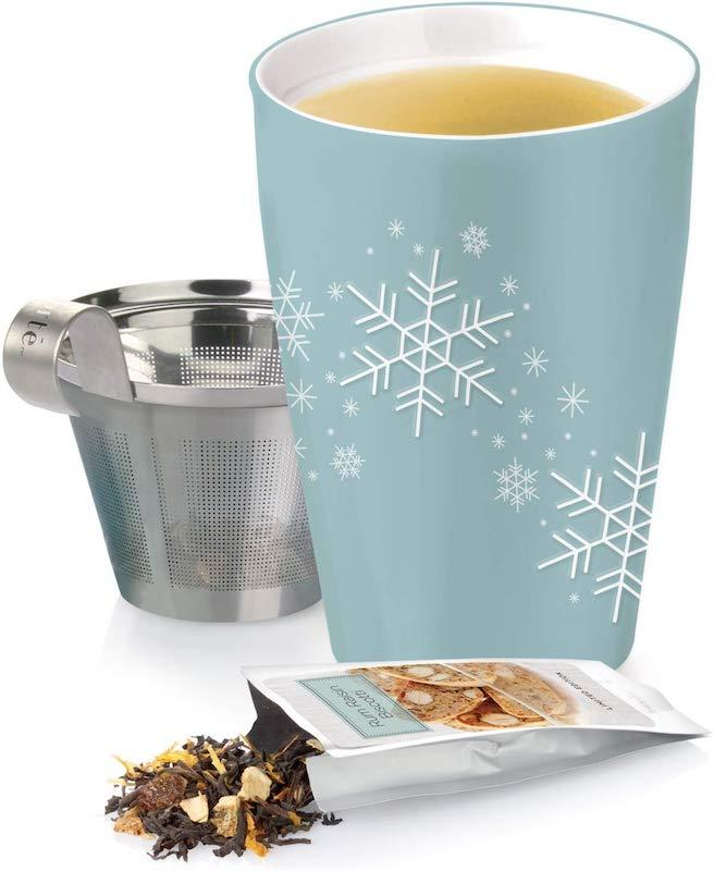 This all-in-one beginner set will get you hooked on loose leaf tea. (Photo: Amazon)