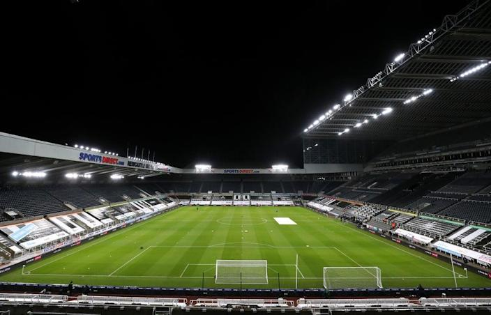 Newcastle's deal has been criticised on the grounds of Saudi Arabia's human rights record (Scott Heppell/PA) (PA Archive)