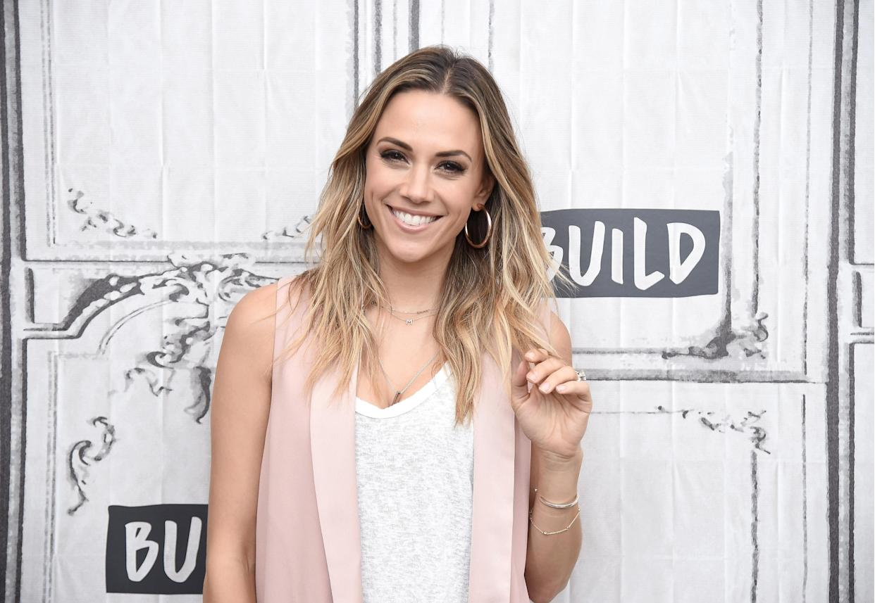 Jana Kramer is revealing a new tattoo amid her divorce from Mike Caussin. (Photo: Gary Gershoff/Getty Images)