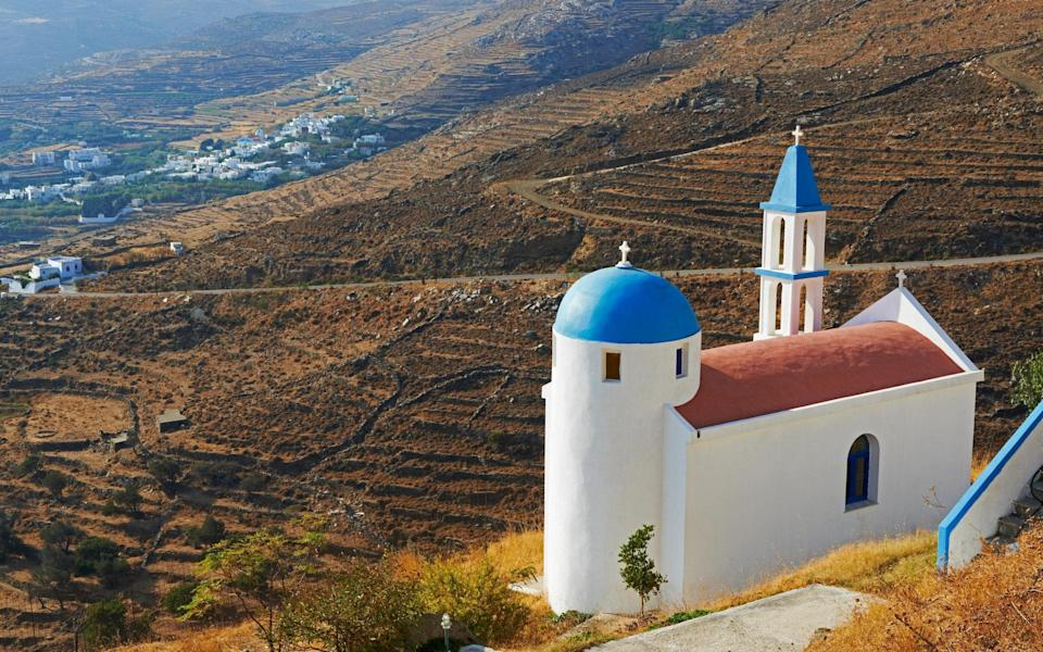 tinos - Getty