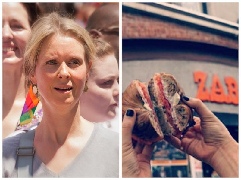 We Tried Cynthia Nixon's Controversial Bagel Order and It Was Actually Pretty Good