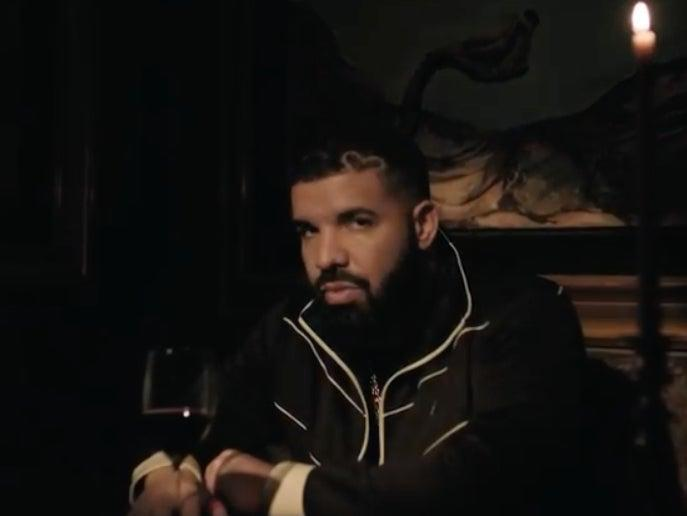 Drake in a teaser clip promoting his new album (Instagram/Drake)
