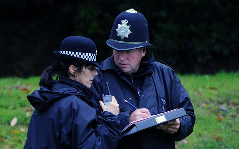 police  - WALES NEWS SERVICE