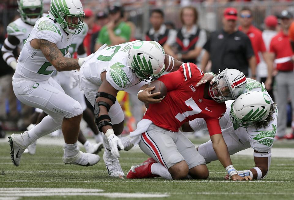 Ohio State Football: 5 issues vs. Oregon and whether they can be fixed