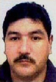 """This undated image provided by U.S. Department of Treasury, Office of Foreign Assets Control shows Ivan Velazquez Caballero, known as """"El Taliban."""" """"A person who is presumed to be, and acknowledges being, Ivan Velazquez Caballero, was captured in the state of San Luis Potosi"""" in north-central Mexico, the navy said in a statement Wednesday night Sept. 26, 2012. If confirmed, Velazquez Caballero's arrest could calm some of the brutal violence that has hit border cities like Nuevo Laredo, across from Laredo, Texas, in recent weeks. (AP Photo/US Department of Treasury)"""