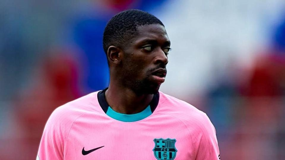Ousmane Dembele | Quality Sport Images/Getty Images