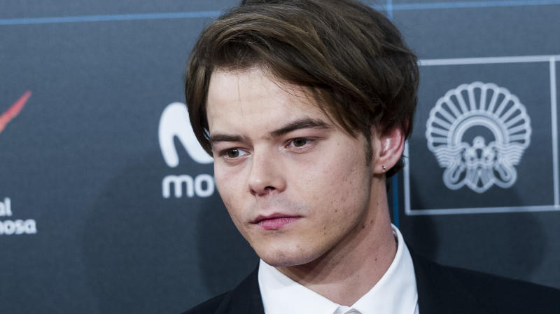 'Stranger Things' Star Charlie Heaton Reportedly Busted For Cocaine (UPDATE)