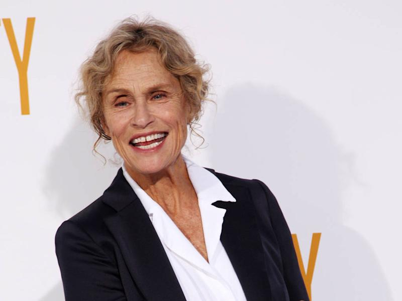 Lauren Hutton: 'I tried Botox once'
