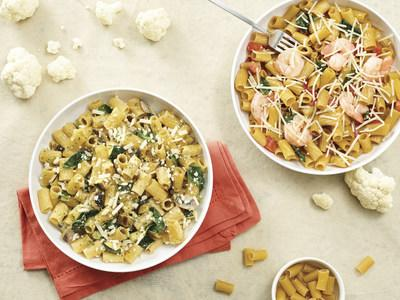Noodles & Company becomes the first fast-casual restaurant to introduce cauliflower-infused noodles nationwide.