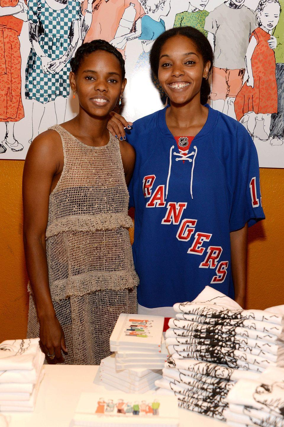 "<p>Darlene and Lizzy Okpo named their brand after their stylish Nigerian father, who immigrated to New York in 1976 with just $80 in his pocket. The label launched with womenswear, but has recently expanded into beauty. Expect vibrant colours, exaggerated silhouettes and buckets of playfulness. </p><p><a class=""link rapid-noclick-resp"" href=""https://williamokpo.com/"" rel=""nofollow noopener"" target=""_blank"" data-ylk=""slk:SHOP NOW"">SHOP NOW</a></p>"