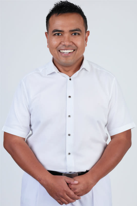 New PAP candidate Sharael Taha, 39, is an engineer who began his career building race cars and race car engines. PHOTO: People's Action Party