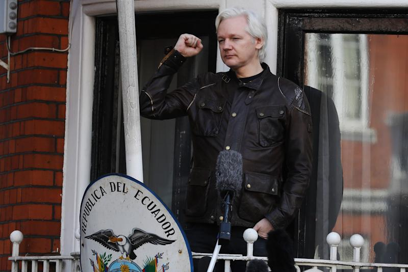 Julian Assange Extradition Could Take Months, or Even Years