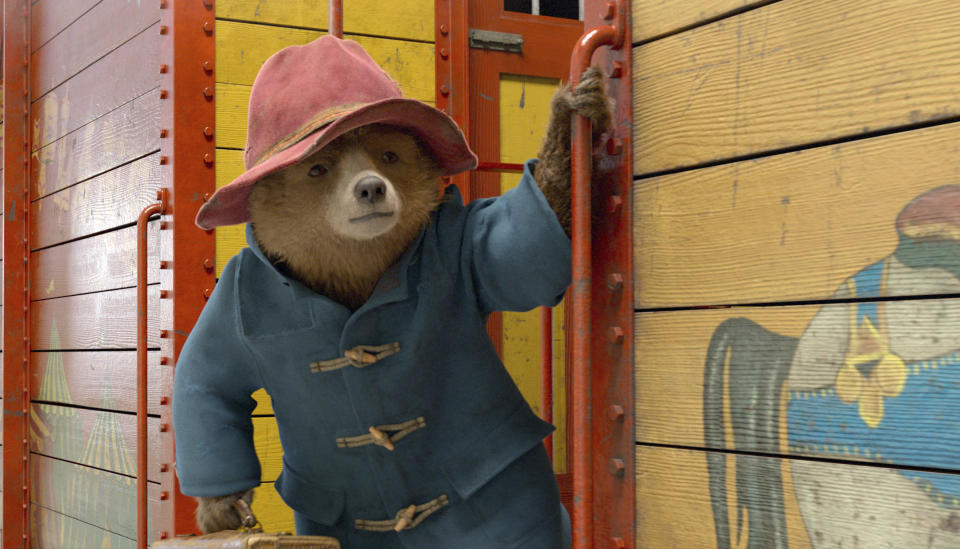 Paddington's arriving just in time for Easter (Warner Bros. Pictures via AP)
