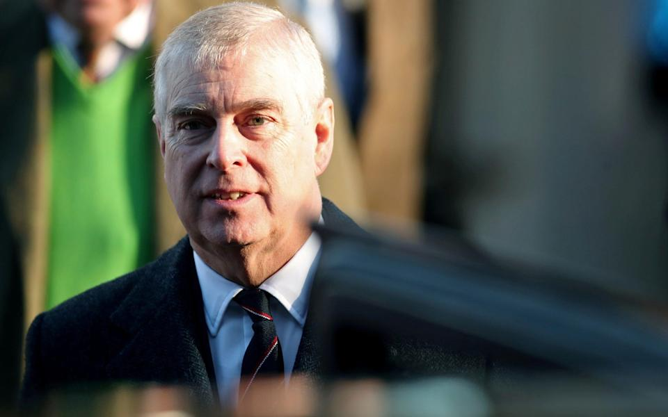 The Duke of York is 'stressed' and 'worried' and there is a distinct change of mood in his camp, sources admit - Chris Radburn/Reuters