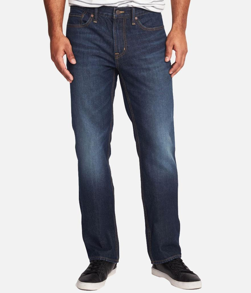 Old Navy Rigid Bootcut Jeans for Men. (Photo: Old Navy)