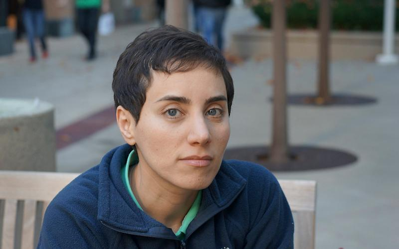 Maryam Mirzakhani died at age 40 - STANFORD UNIVERSITY
