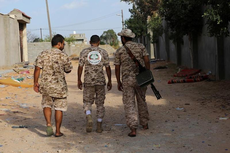 Airstrike on Tripoli factory kills Libyans, foreign workers