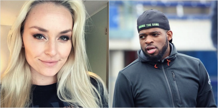 Lindsey Vonn and P.K. Subbing relationship
