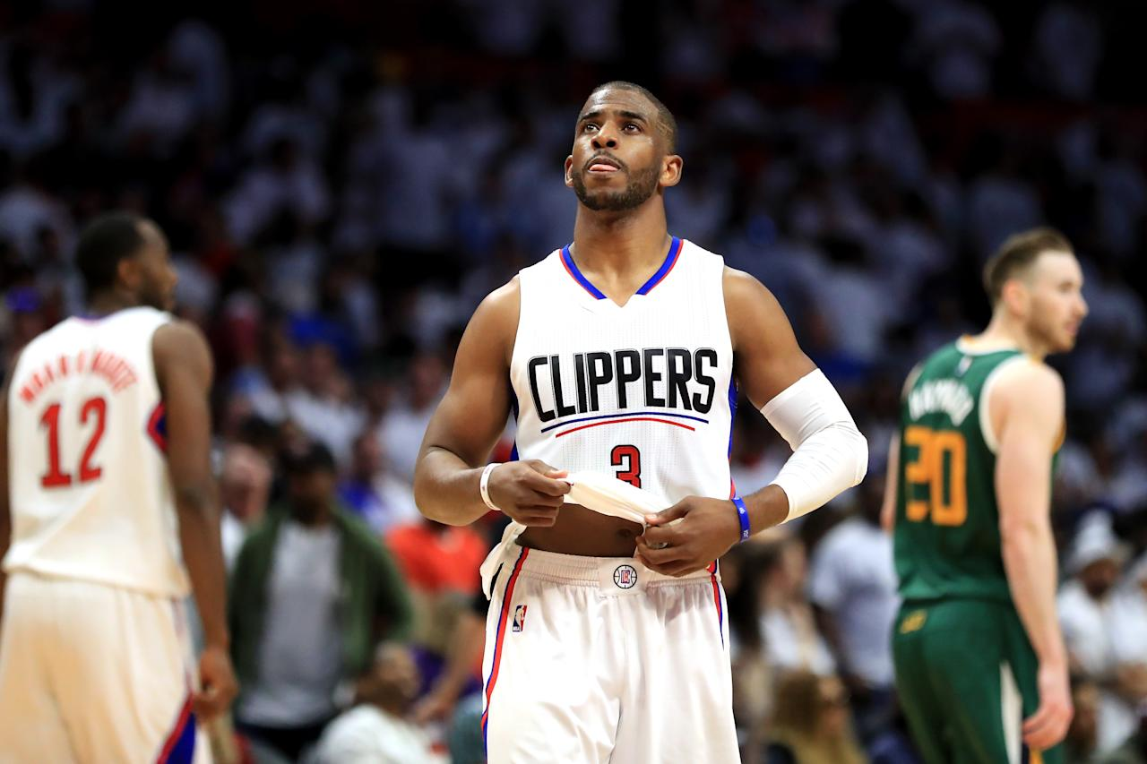 The San Antonio Spurs could sign Chris Paul or Derrick Rose in the 2017 NBA offseason.
