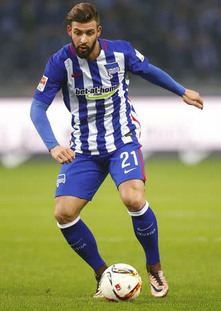 FILE PHOTO - Hertha Berlin v Mainz - German Bundesliga
