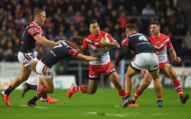 St Helens v Sydney Roosters – World Club Challenge – Totally Wicked Stadium
