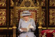 <p>In a sign that things in the UK are returning to normal, the Queen attended the State Opening of Parliament in London on May 11, even though the event took place at a reduced capacity due to pandemic restrictions.</p>