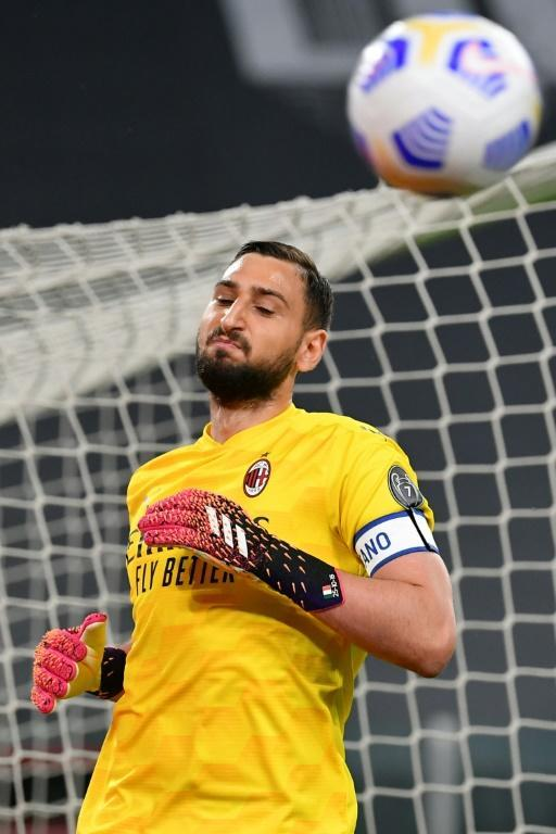 Gianluigi Donnarumma joined AC Milan's youth side aged 14 years.