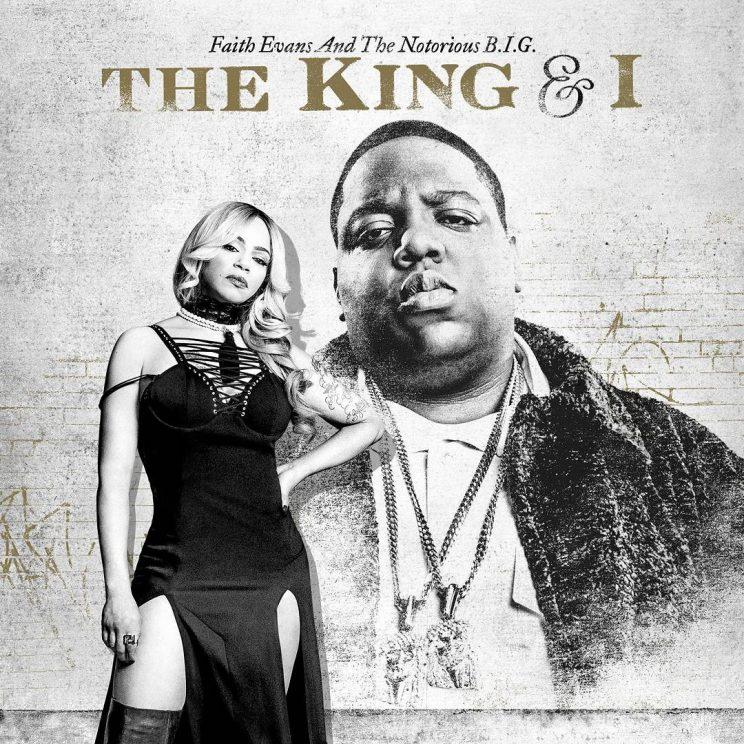 Faith-Evans and The Notorious B.I.G: