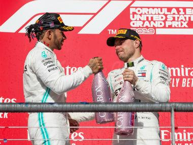 Formula 1 2019: Lewis Hamilton bags sixth world title at US Grand Prix, closes in on Michael Schumacher's tally