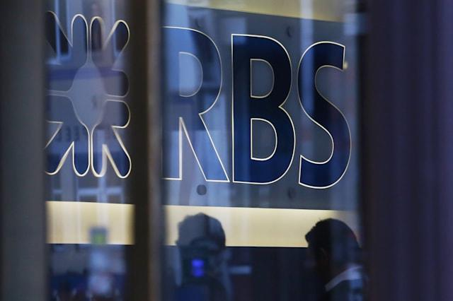 Royal Bank Of Scotland Group Plc Headquarters And Bank Branches As Lender Announces New Bad Bank Unit