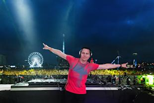 A Town Called Paradise is Tiesto's First Album in Five Years