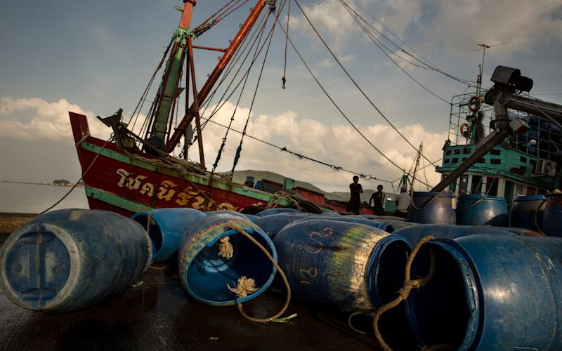 Thailand is the world's largest seafood exporter - with the UK its biggest importer - Getty Images AsiaPac
