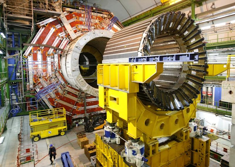 Large Hadron Collider Discovers 'Very Exotic Matter' That Challenges Traditional Physics