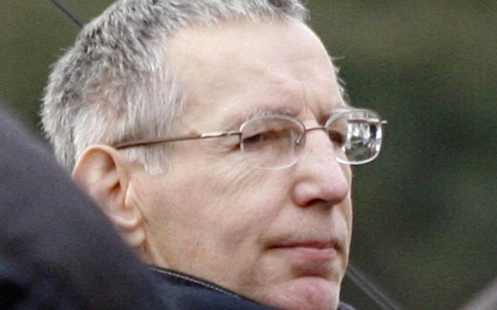 French self-confessed serial killer Michel Fourniret, is seen 15 March 2006 in Reze, western France - FRED DUFOUR/AFP