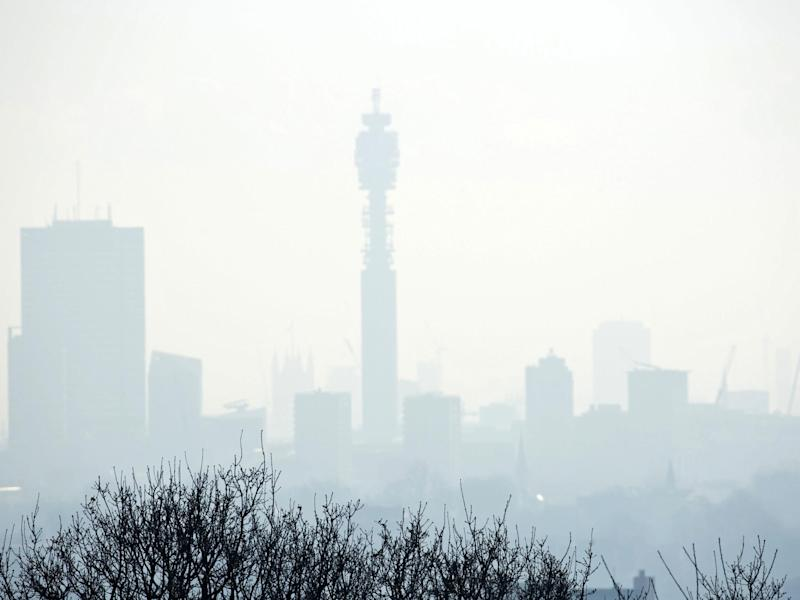 Globally, nine million people died in 2015 as a result of air pollution: AFP