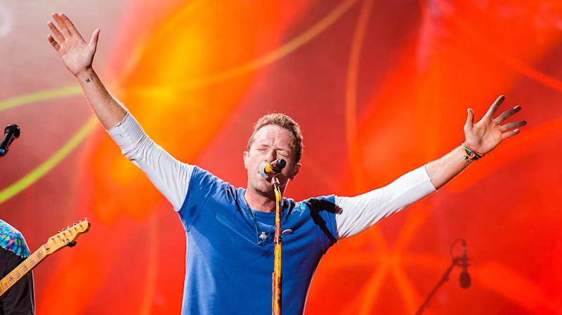 Now if you're one of those people that (incorrectly) believes Coldplay are a bit 'meh' then we've got some great news.