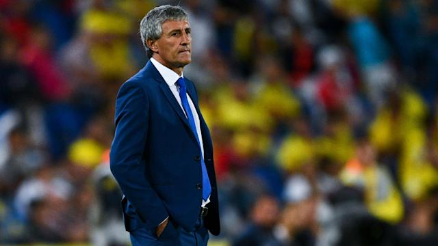 Las Palmas will be looking for a new coach for next season after Quique Setien announced his decision to leave when his contract ends.