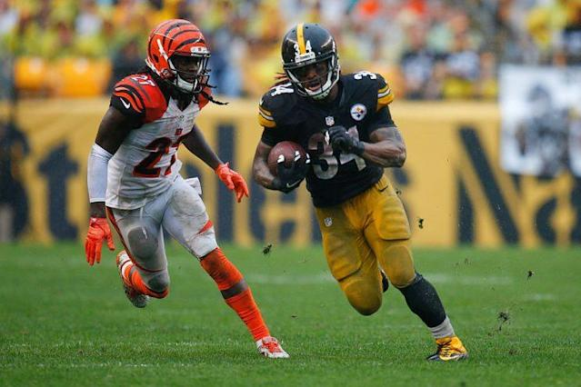 """<a class=""""link rapid-noclick-resp"""" href=""""/nfl/players/7776/"""" data-ylk=""""slk:DeAngelo Williams"""">DeAngelo Williams</a>' running days in the NFL may be done. (Getty)"""